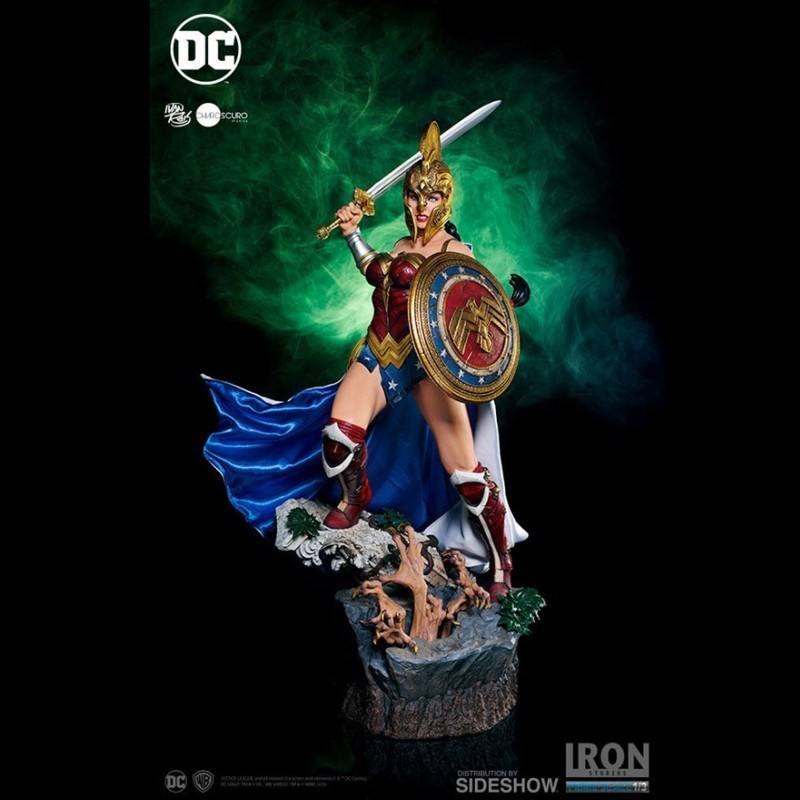 Wonder Woman - DC Comics - 1/3 Prime Scale Statue