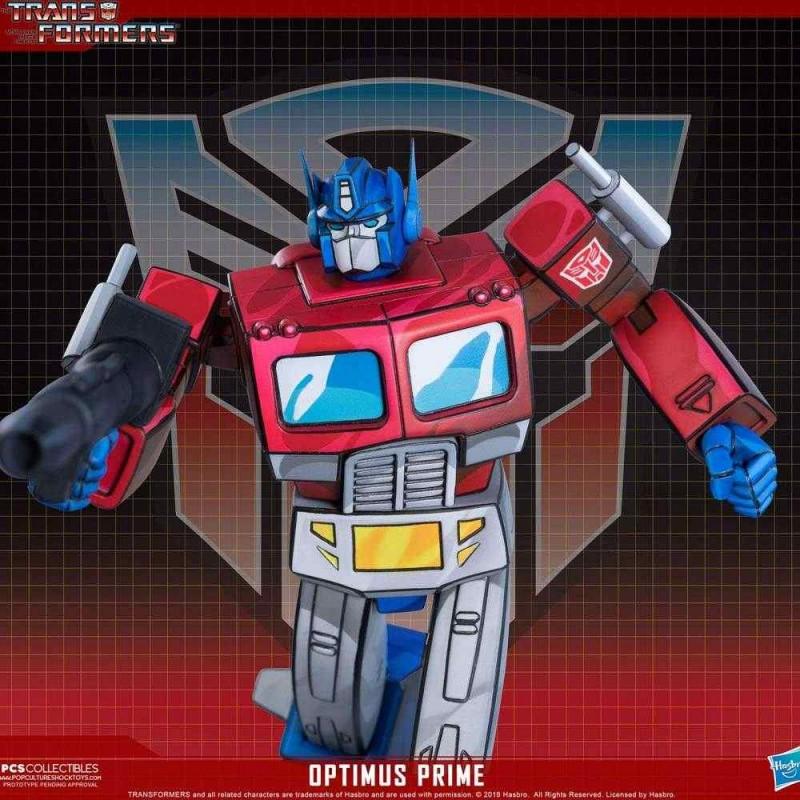 Optimus Prime - Transformers - Classic Scale Statue