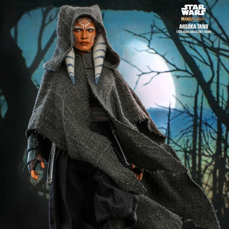 Ahsoka Tano - Star Wars The Mandalorian - 1/6 Scale Figur