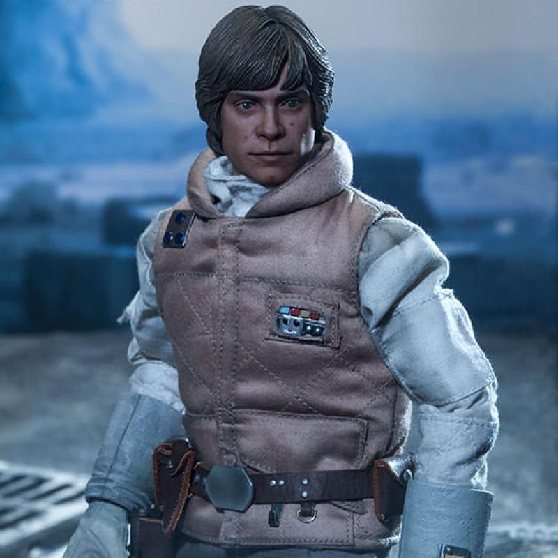 Luke Skywalker Hoth - Star Wars - 1/6 Scale Figur