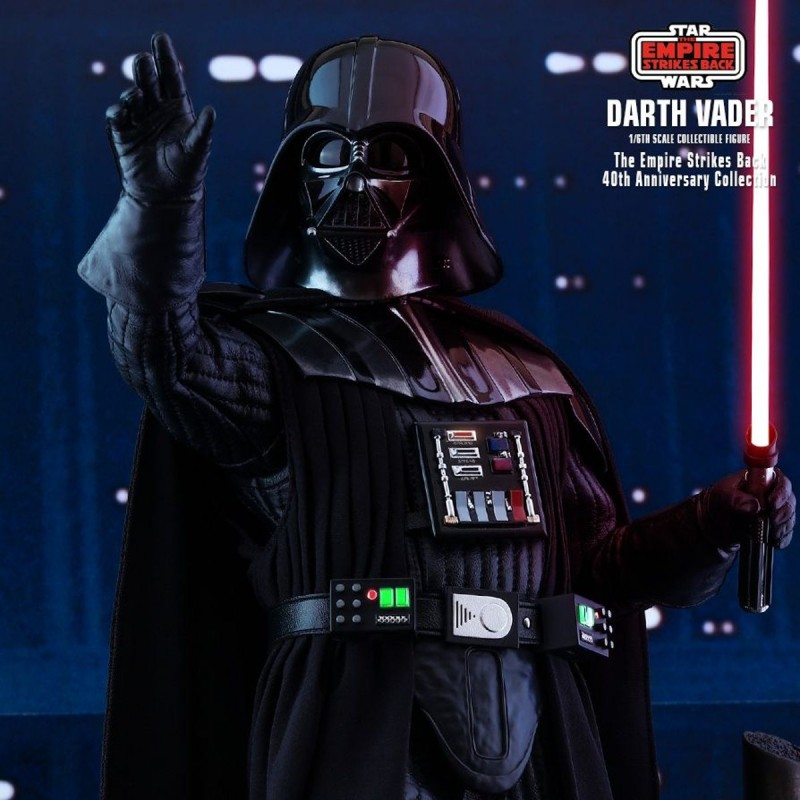 Darth Vader 40th Anniversary Collection - Star Wars Episode V - 1/6 Scale Figur