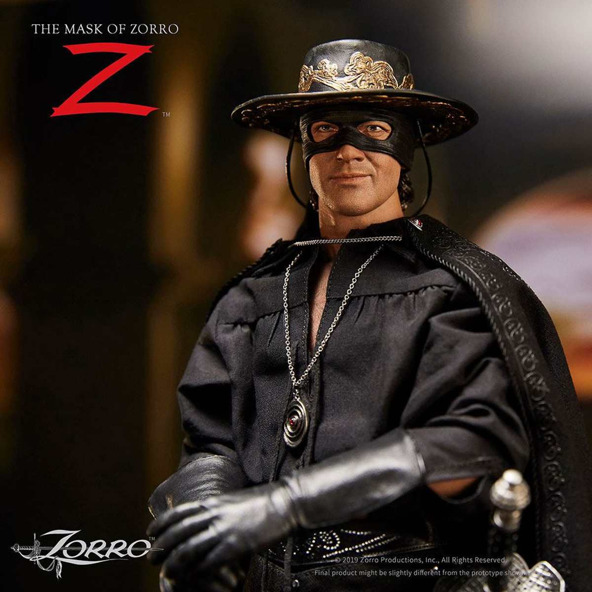 Maske Des Zorro