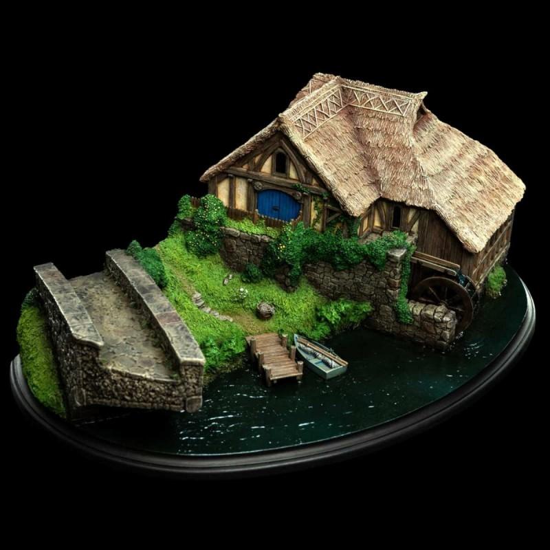 Hobbiton Mill & Bridge - Der Hobbit: Eine unerwartete Reise - Diorama