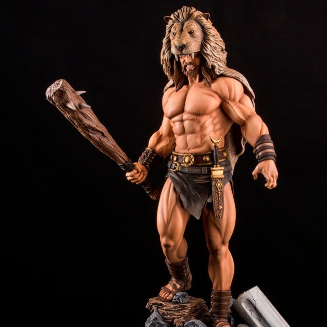 Hercules Mythology - 1/4 Scale Statue