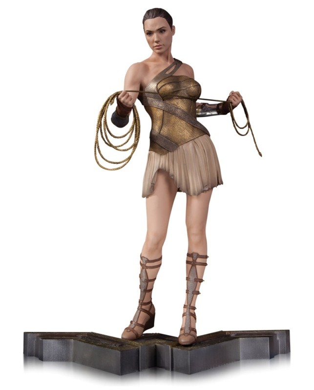 Wonder Woman Training Outfit - Wonder Woman - Resin Statue