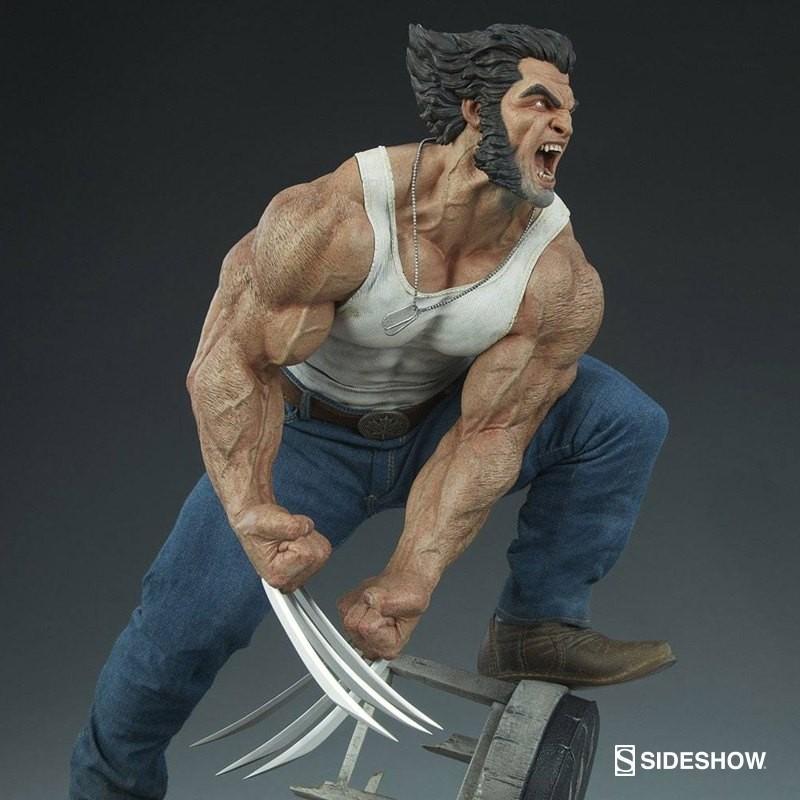 Logan - Marvel - Premium Format Statue