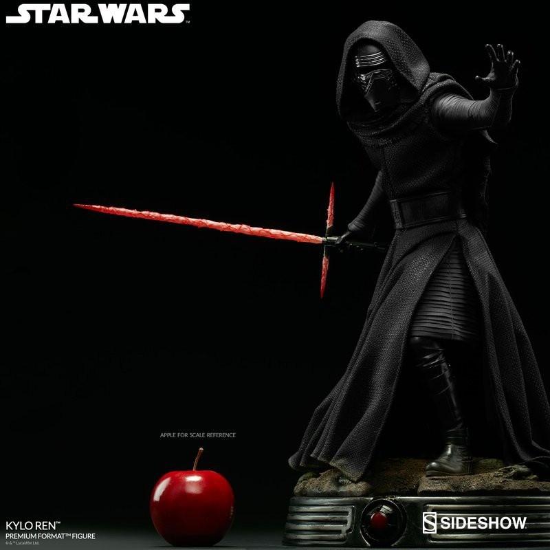 Kylo Ren - Star Wars - Premium Format Statue