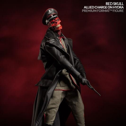 Red Skull - Premium Format Statue