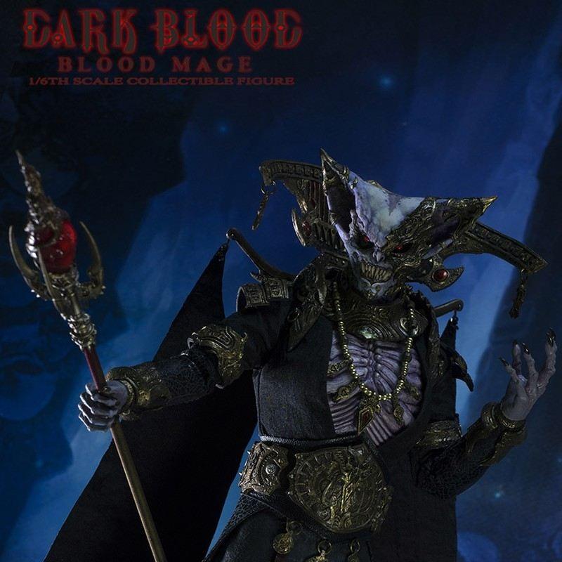 Blood Mage - Dark Blood - 1/6 Scale Actionfigur