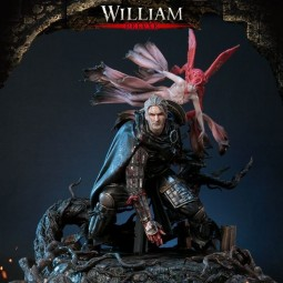 William Deluxe Version - Nioh - 1/4 Scale Polystone Statue