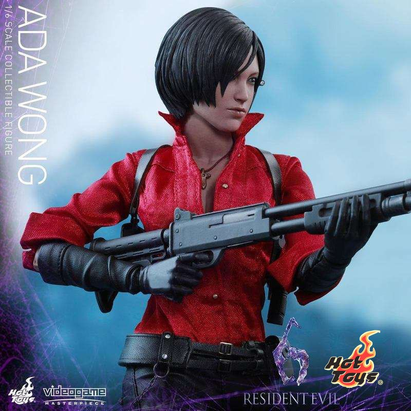 Ada Wong - Resident Evil 6 - 1/6 Scale Figur
