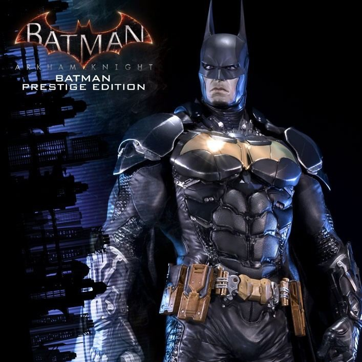 Batman (Prestige Batsuit) - Arkham Knight - 1/3 Scale Statue