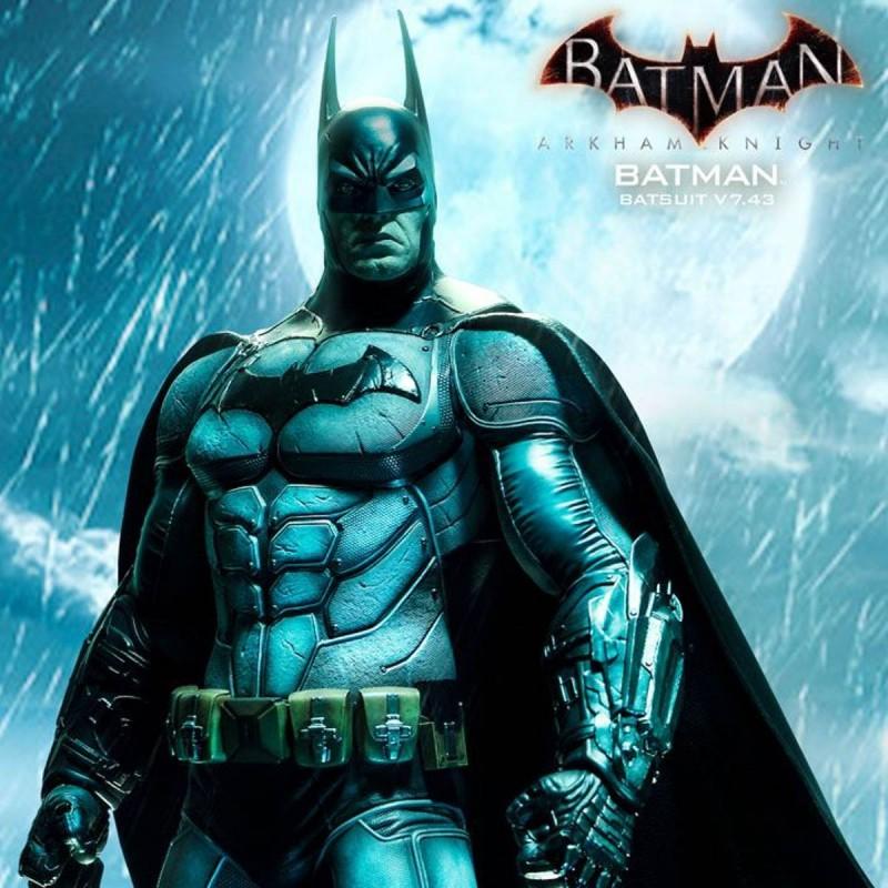 Batman Batsuit v7.43 - Batman Arkham Knight - 1/3 Scale Statue