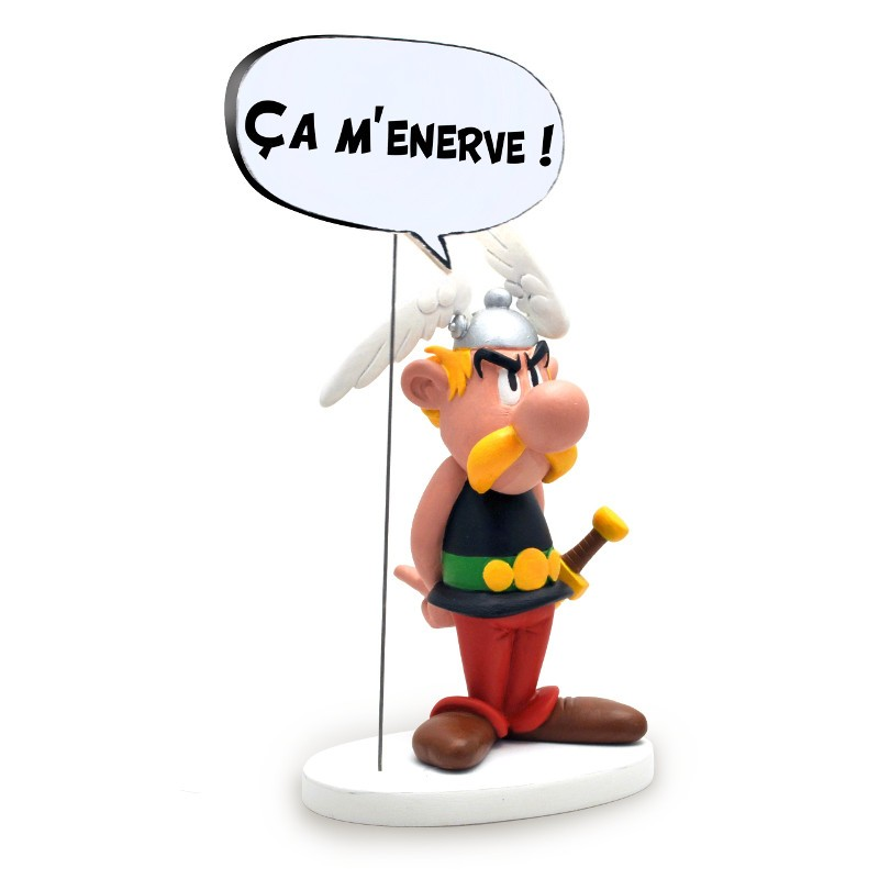 Getting on Nerves Asterix - Asterix - Resin Staue