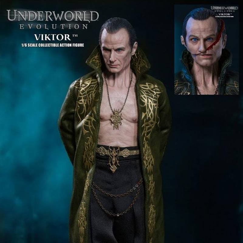 Viktor (Limited Edition) - Underworld Evolution - 1/6 Scale Actionfigur