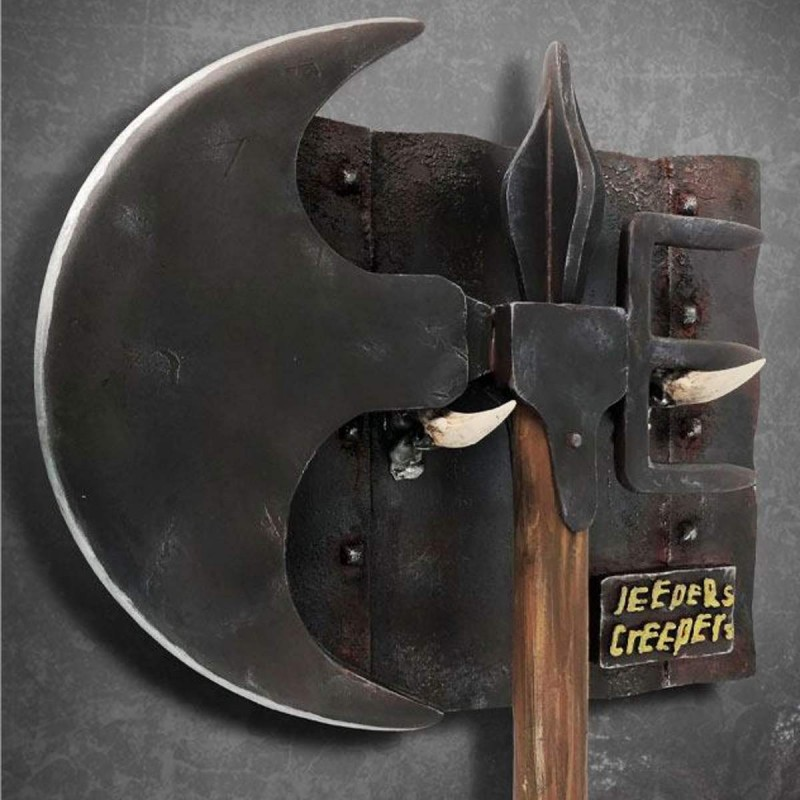 The Creeper's Battle Axe - Jeepers Creepers - Büste 1/1 Scale