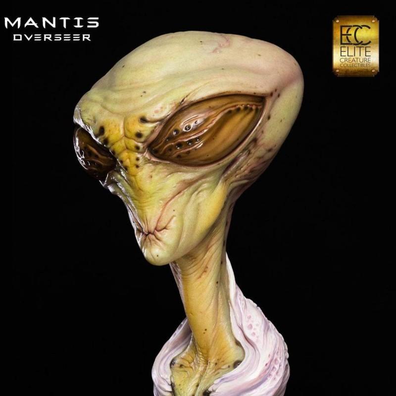 Mantis Overseer by Steve Wang - Life Size Büste