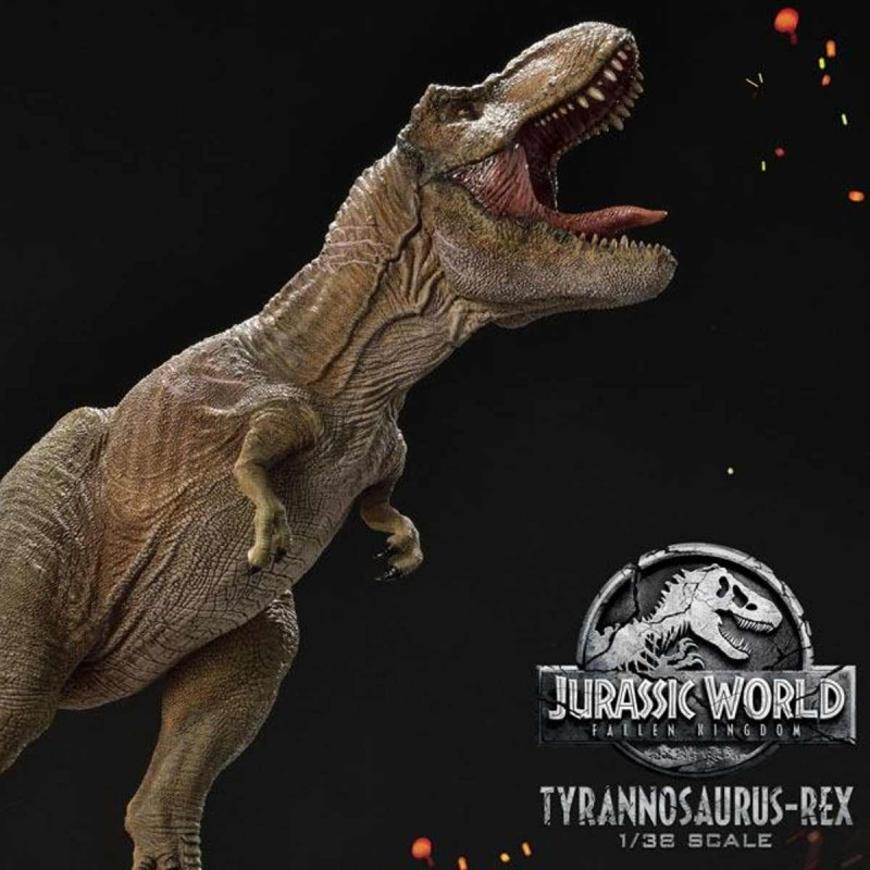 Tyrannosaurus-Rex - Jurassic World: Fallen Kingdom - 1/38 Prime Collectibles PVC Statue
