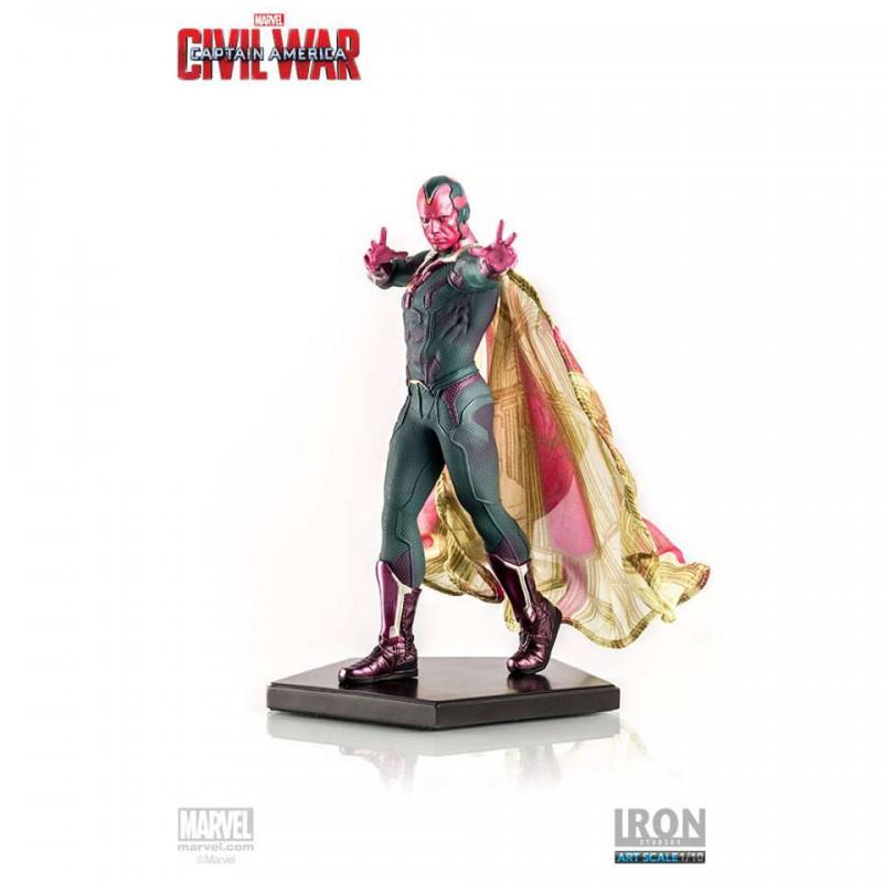 Vision - Captain America Civil War - 1/10 Scale Statue