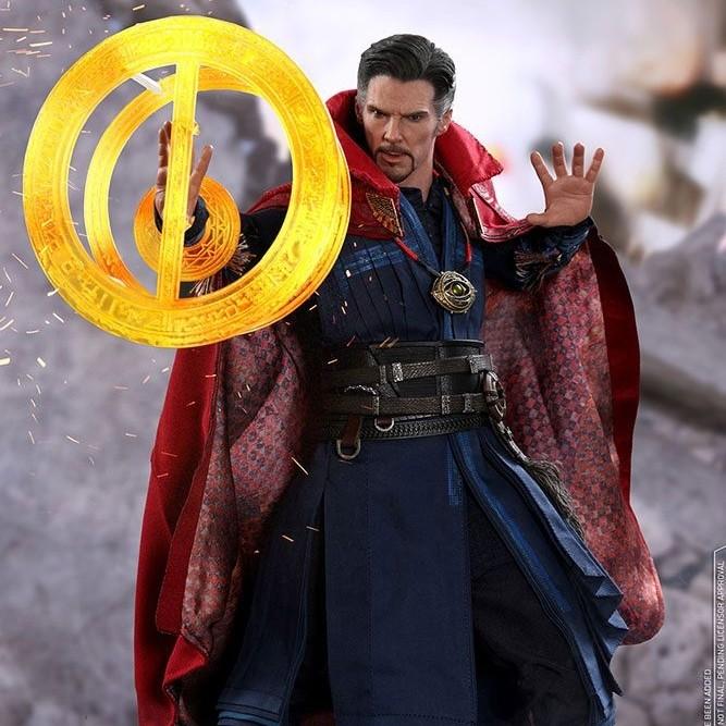 Doctor Strange - Avengers Infinity War - 1/6 Scale Figur