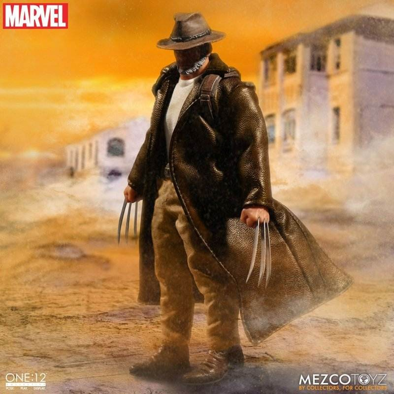 Old Man Logan - Marvel Universe - 1/12 Scale Figur