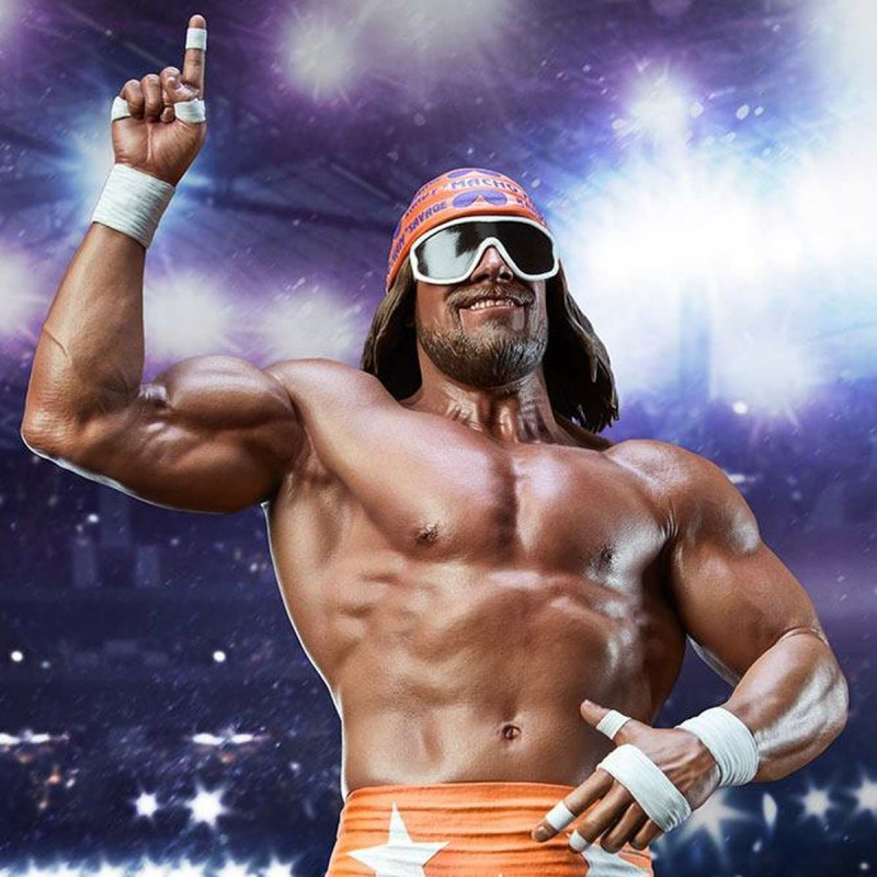 Macho Man Randy Savage - WWE - 1/4 Scale Statue