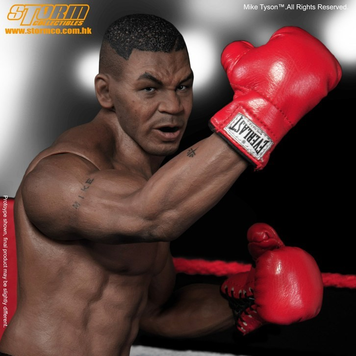 Mike Tyson - Youngest Heavyweight - 1/6 Scale Figur