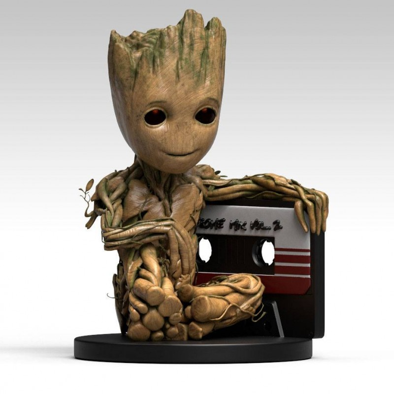 Baby Groot - Guardians of the Galaxy 2 - PVC Spardose