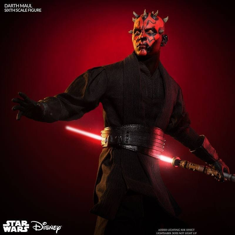 Darth Maul: Duel on Naboo - Star Wars - 1/6 Scale Figur