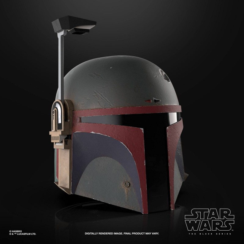 Boba Fett (Re-Armored) - Star Wars The Mandalorian - Elektronischer Premium-Helm