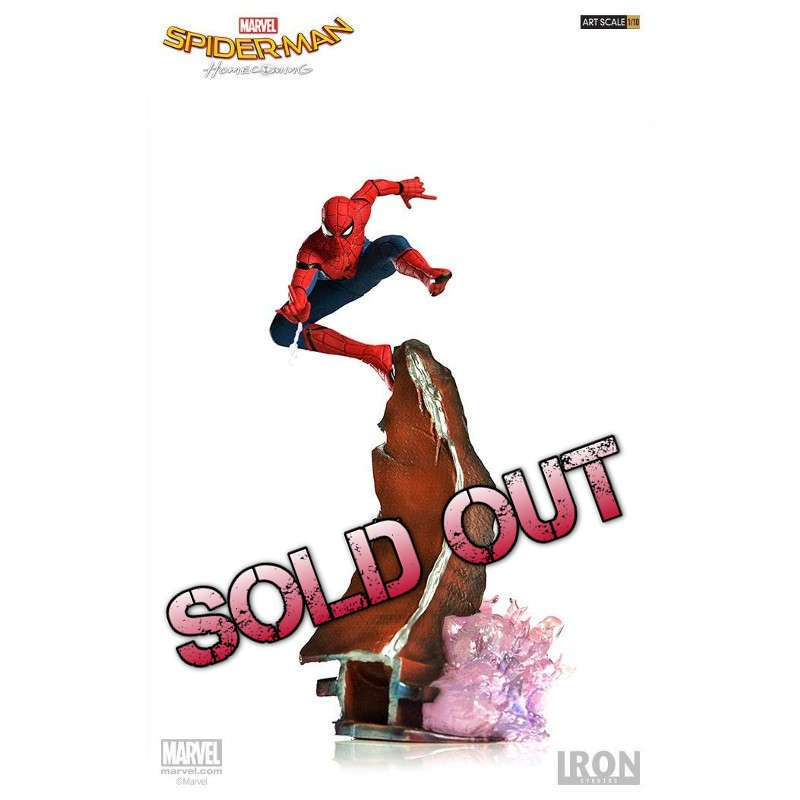 Spider-Man - Spider-Man Homecoming - 1/10 Scale Statue