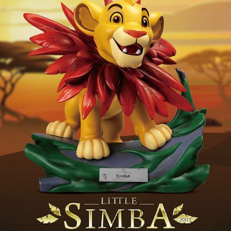 Little Simba - Der König der Löwen - Master Craft Statue