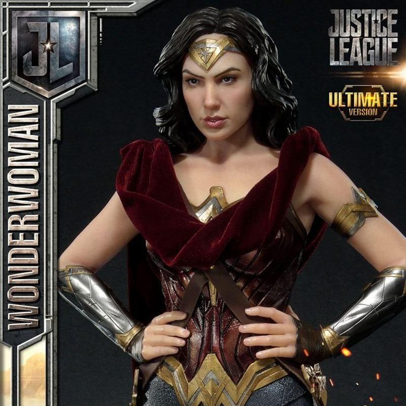 Wonder Woman Ultimate Version - Justice League - 1/3 Scale Statue