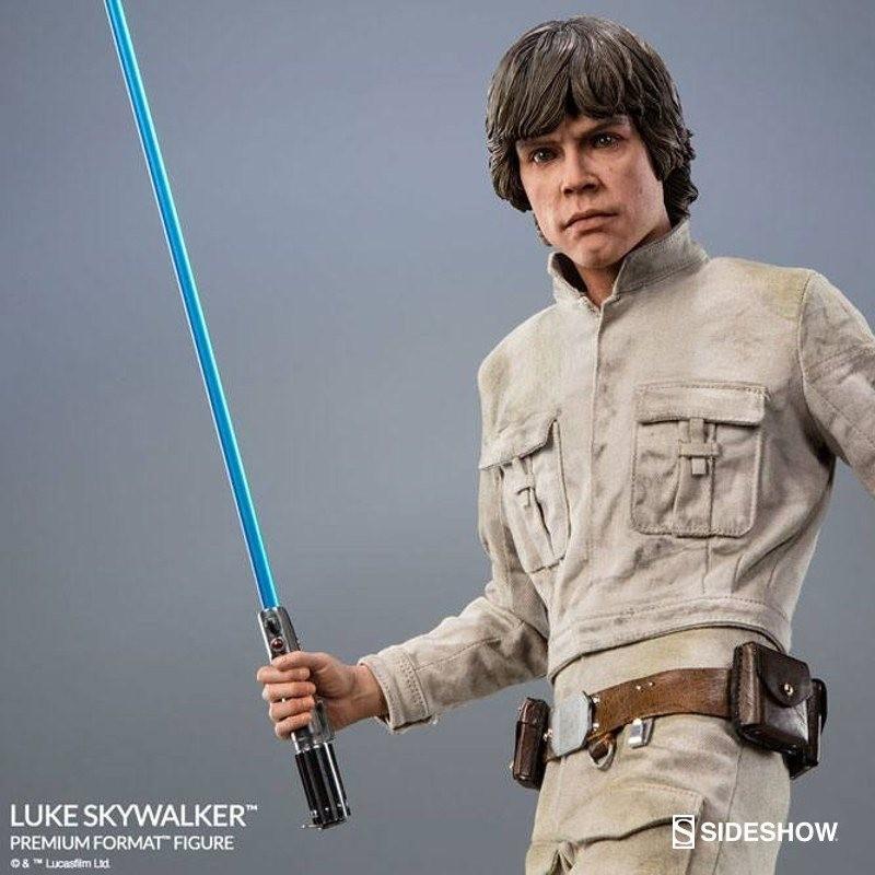 Luke Skywalker - Star Wars - Premium Format Statue