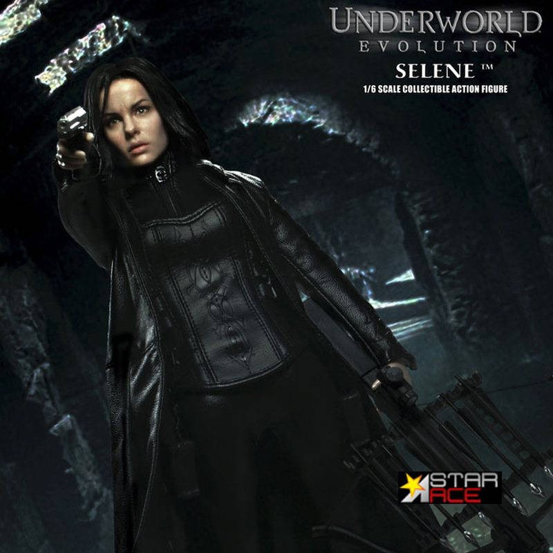 Selene - Underworld Evolution - 1/6 Scale Actionfigur