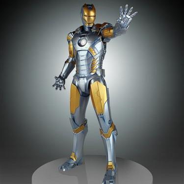 Iron Man Hajime Sorayama - 1/4 Scale Statue