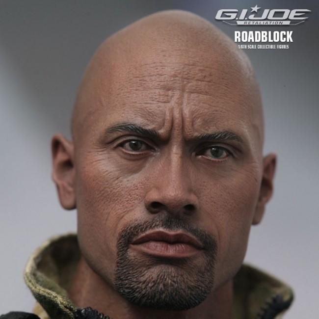 Roadblock - G.I. Joe Retaliation - 1/6 Scale Action Figur