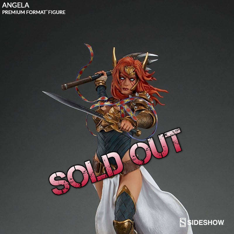 Angela - Guardians of the Galaxy - Premium Format Statue