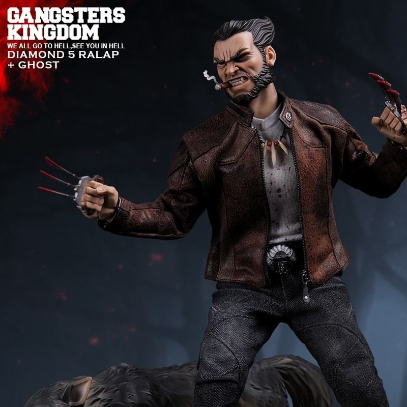 Diamond 5 - Gangster's Kingdom - 1/6 Scale Actionfigur