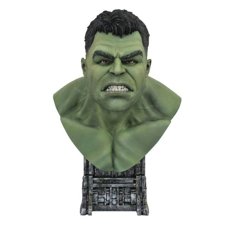 Hulk - Thor: Ragnarok - Legends in 3D Büste