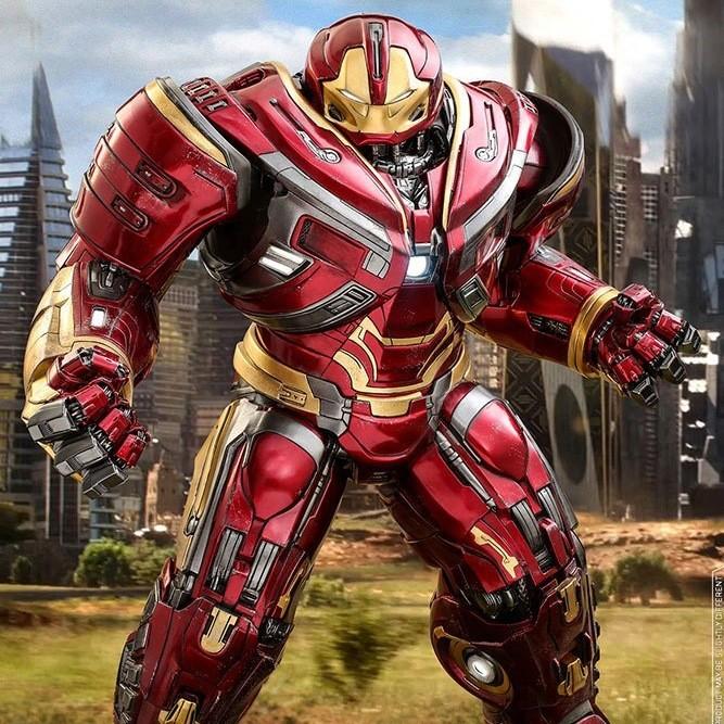 Hulkbuster - Avengers Infinity War - 1/6 Scale Power Pose