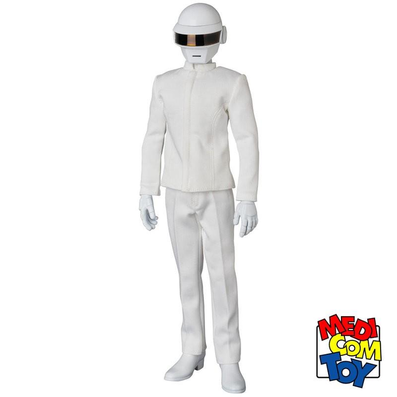 Thomas Bangalter White Suit - Daft Punk - 1/6 Scale RAH Figur