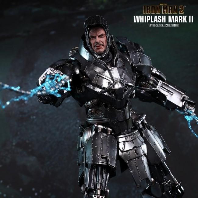 Whiplash Mark II - Iron Man 2 - Diecast 1/6 Scale Figur