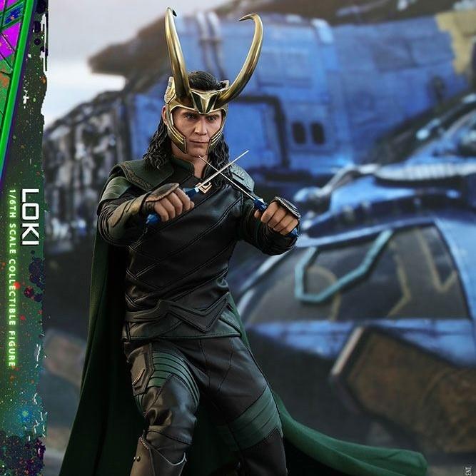 Loki - Thor Ragnarok - 1/6 Scale Figur