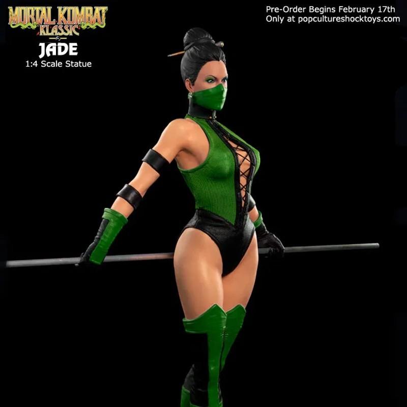 Jade - Mortal Kombat - 1/4 Scale Statue