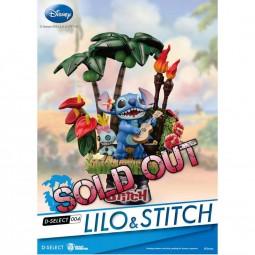Lilo & Stitch - D-Select PVC Diorama 14 cm