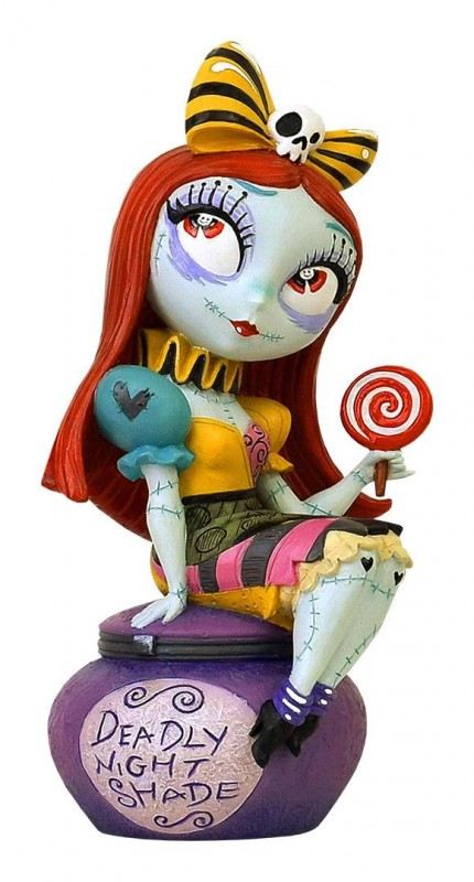 Sally - Nightmare Before Christmas - The World of Miss Mindy Presents Disney Statue