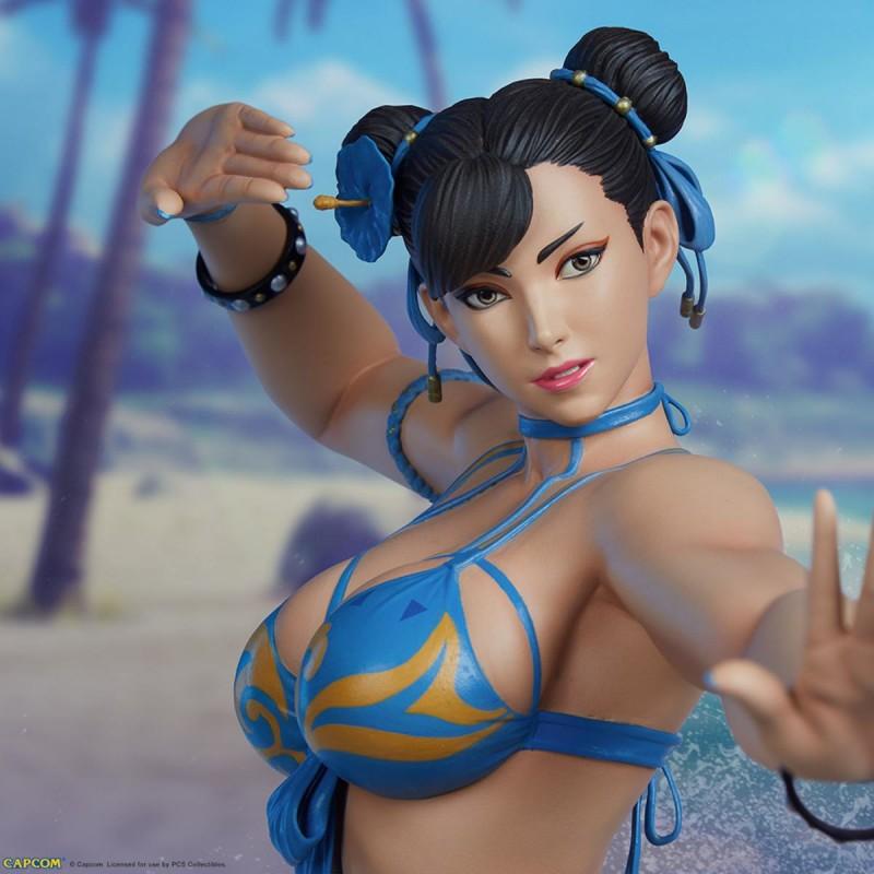 Chun-Li (Season Pass) - Street Fighter - 1/4 Scale Statue
