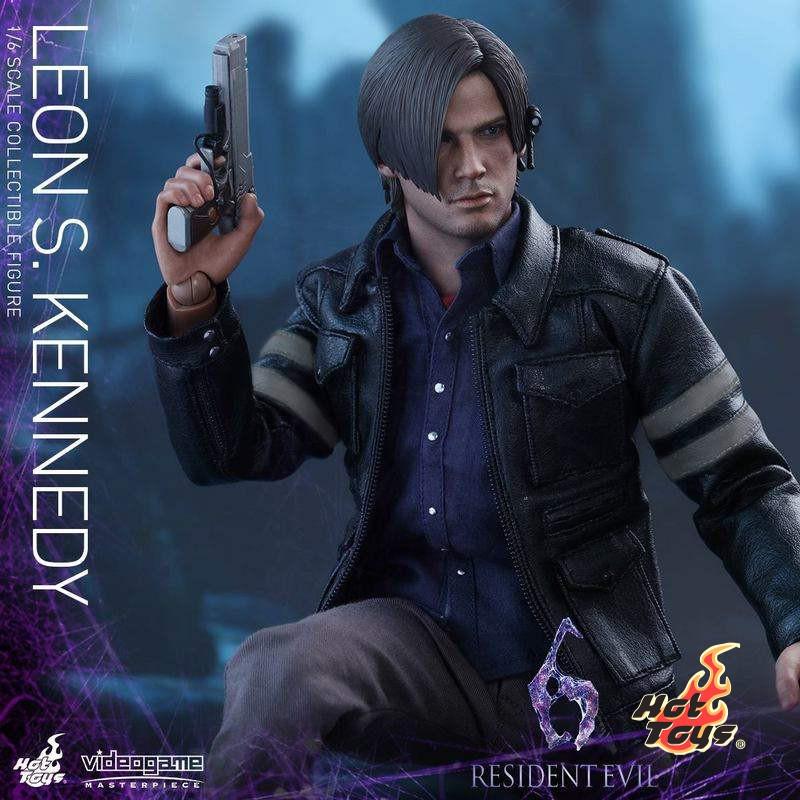 Leon S Kennedy - Resident Evil 6 - 1/6 Scale Figur
