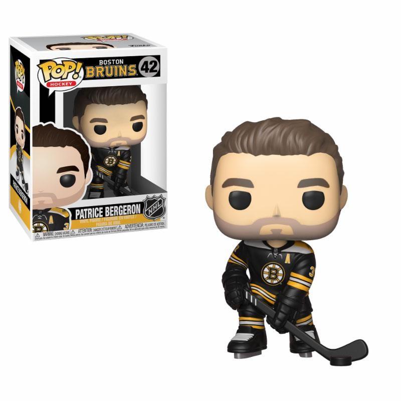 Patrice Bergeron - Bruins - NHL POP!